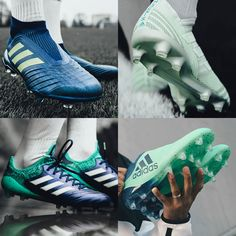 The new Deadly Strike pack from adidas. Get your shoe from the pack here > https://www.soccerpro.com/product-category/shop-by-brand/adidas/adidas-soccer-shoes/adidas-soccer-cleats/