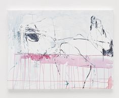 Bye Bye Mum, 2018 by Tracey Emin © Tracey Emin. All rights reserved, DACS/Artimage 2019 Tracey Emin, More Images, Bye Bye, Figure Drawing, Art Google, Your Image, Contemporary Art, Drawings, Ageing