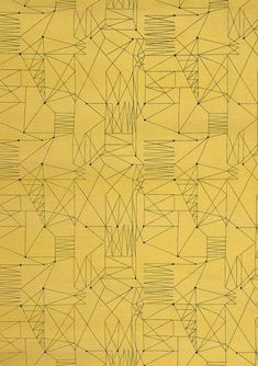 "transparentoctopus: ""Lucienne Day 1954 """