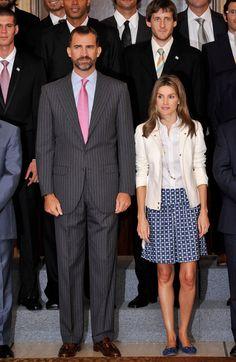 Felipe & Letizia
