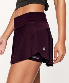 ∞ quick pace skirt
