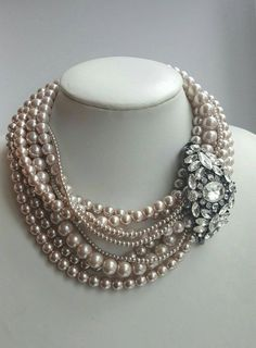 #Vintage #Pearls #Jewellery