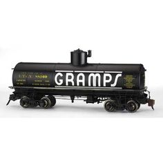 Bachmann 88494 G Scale Frameless Tank Car Gramps #88169  New #Bachmann
