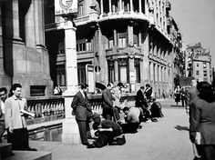 Via Laietana - La Barcelona de antes