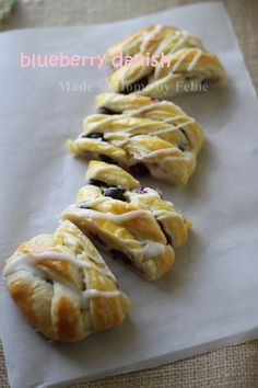 Just another day .: Danish Pastry