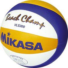 #Beach-Volleyball   Noch einmal die letzten sonnigen Tage nutzen mit dem Mikasa Beach-Volleyball. Jetzt bei Sport-Thieme kaufen