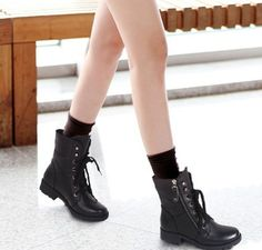 Shopo.in : Buy Women Boots online at best price in Gurgaon, India ...