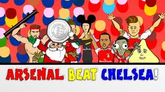 Wenger BEATS Mourinho! Arsenal vs Chelsea 1-0 Community Shield 2015 (Car...