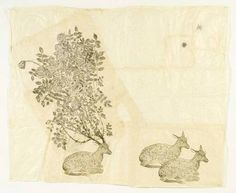 deer things, 2006-2008, kiki smith