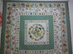 Museum Medallion Judy Newman  Love this quilt!!!