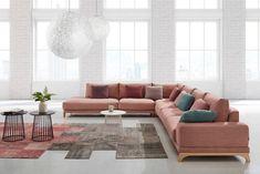 CATHERINE sofa. Pedro Ortiz Sofas www.pedroortiz.com/en #furniture #interiordesign #interiors #homedecor #decor #style #contemporary #sofa #livingroom #livingroomideas #livingroomdecor Modular Sofa, Rustic Chic, Contemporary Furniture, Living Room Decor, Lounge, Couch, Interior Design, Armchairs, Interiors