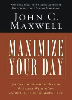 BOOKS MAXWELL C JOHN