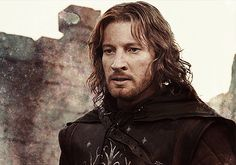 """Pinner said: """"Faramir is a INFJ"""". Not sure if it's true, but maybe that's why I like his character so much?"""