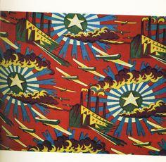 Орнамент и стиль в ДПИ - SOVIET TEXTILES of the 1920s - 1930s (2 часть)