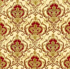 Dolls-House-Wallpaper-1-12th-1-24th-scale-Red-Quality-Paper-119