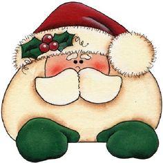Santas, tomados de la WEB... :: RT Decoraciones y algo más...