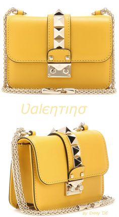 Emmy DE * Valentino 'Lock' Mini Bag 2015