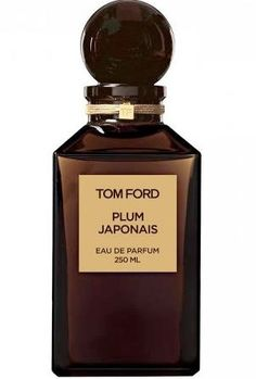 Atelier d'Orient Plum Japonais Tom Ford for women The fragrance features japanese plum, saffron, cinnamon, immortelle, plum blossom, camellia, agarwood (oud), amber, benzoin, fir and vanilla.