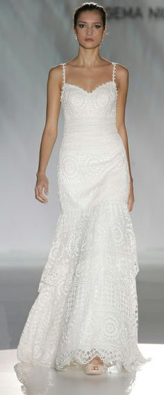 #Cabotine 2014 Bridal Collection #bridaldresses #bridalcollection #fashionshows
