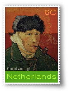 1890, van Gogh shoots himself in the chest without hitting any vital orga. He will, however, die the next day due to the infection resulted from the wound. #Netherlands #arts #painter