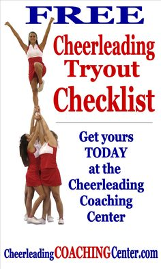 Are you a Cheerleadi