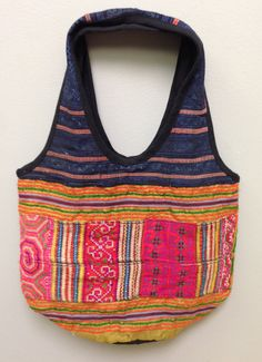 Chinese Hmong Hill tribe Embroidered Purse by WorldofBacara on Etsy $30.00