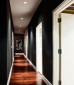 1001 ideen f r dunklen flur heller gestalten tipps und tricks dunkler flur flure und deckchen. Black Bedroom Furniture Sets. Home Design Ideas