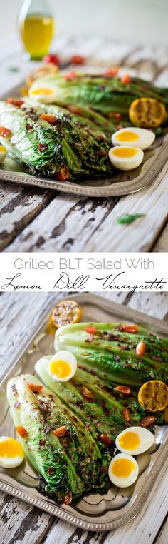 BLT Grilled Wedge Sa