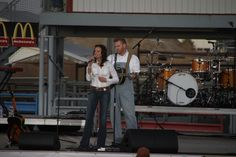 Joey+Rory Twin Falls County Fair, Filer, Idaho Sept. 4, 2011