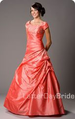 Modest Prom Dresses at Latter Day Bride and Prom