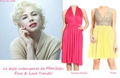 #starstyle #fashion   How to get #marilynmonroe #style: wear a romantic #cocktaildress! <3    #dress #marilyn #diva #fifties