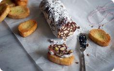 Bake at 350: Salame al Cioccolato (thats chocolate salami to you & me)