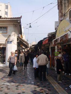 Μonastiraki, Athens, Hellas, 27.3.2011