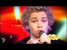 12 yr old sings Hallelujah LIVE on National television