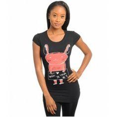 Camiseta Chic Total T170