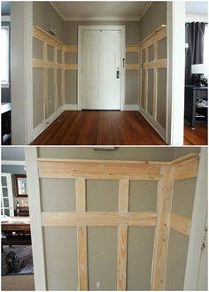 idea for walls in bathroom like seen on Rehab Addict :: Hometalk