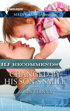 REVIEW: Changed By His Son's Smile by Robin Gianna
