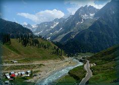 треккинг в Кашмире