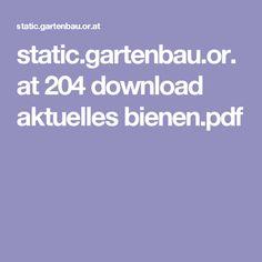 static.gartenbau.or.at 204 download aktuelles bienen.pdf