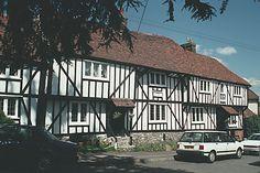 Church Cotatges, Southfleet, Kent, England