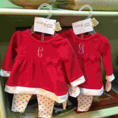 Infant Santa Suits
