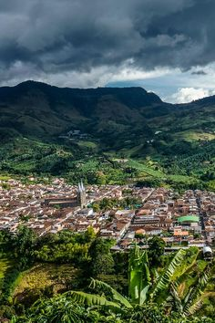 Jardin, Colombia is an idyllic little town in the coffee region of Colombia. Here's what to do when you get there...