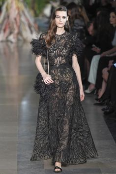Elie Saab Couture Spring 2015 | WWD