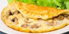 omelet jamur spesial