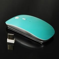 TopCase® Tiffany Blue USB Optical Wireless Mouse for Macbook (pro,air) and All Laptop+ Free TopCase® Mouse Pad Verde Tiffany, Tiffany Box, Tiffany And Co, Tiffany Blue Office, My Favorite Color, My Favorite Things, Aqua Color, Teal, Tiffany Jewelry