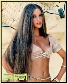 sinbad and the eye of the tiger | ... PIN UP NUMBER 22: JANE SEYMOUR: SINBAD AND THE EYE OF THE TIGER 1977