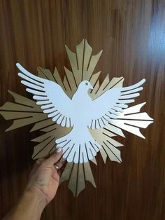 Peace dove papercut commission by emma boyes emma boyes papercuts – Artofit Church Altar Decorations, First Communion Decorations, Diy And Crafts, Paper Crafts, Diy Paper, Baptism Centerpieces, Peace Dove, Christmas Swags, Paper Birds