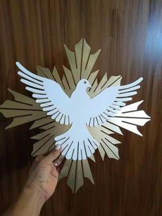Peace dove papercut commission by emma boyes emma boyes papercuts – Artofit Church Altar Decorations, First Communion Decorations, Paper Art, Paper Crafts, Diy Paper, Baptism Centerpieces, Church Banners, Baptism Party, Paper Birds