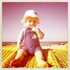 Welche Sonnencreme ist für Babys am besten geeignet? #Sonnenschutz #Baby #Kleinkind #Sonnencreme #mineralisch