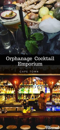 Orphanage Cocktail Emporium is a specialist club of artisan cocktails, elixirs and intoxications. They pride themselves on creating just the right atmosphere to accompany their brilliant alcoholic concoctions. Night Club, Night Life, Stuff To Do, Things To Do, Bars And Clubs, Hot Beach, Tourist Trap, Beach Bars, Like A Local